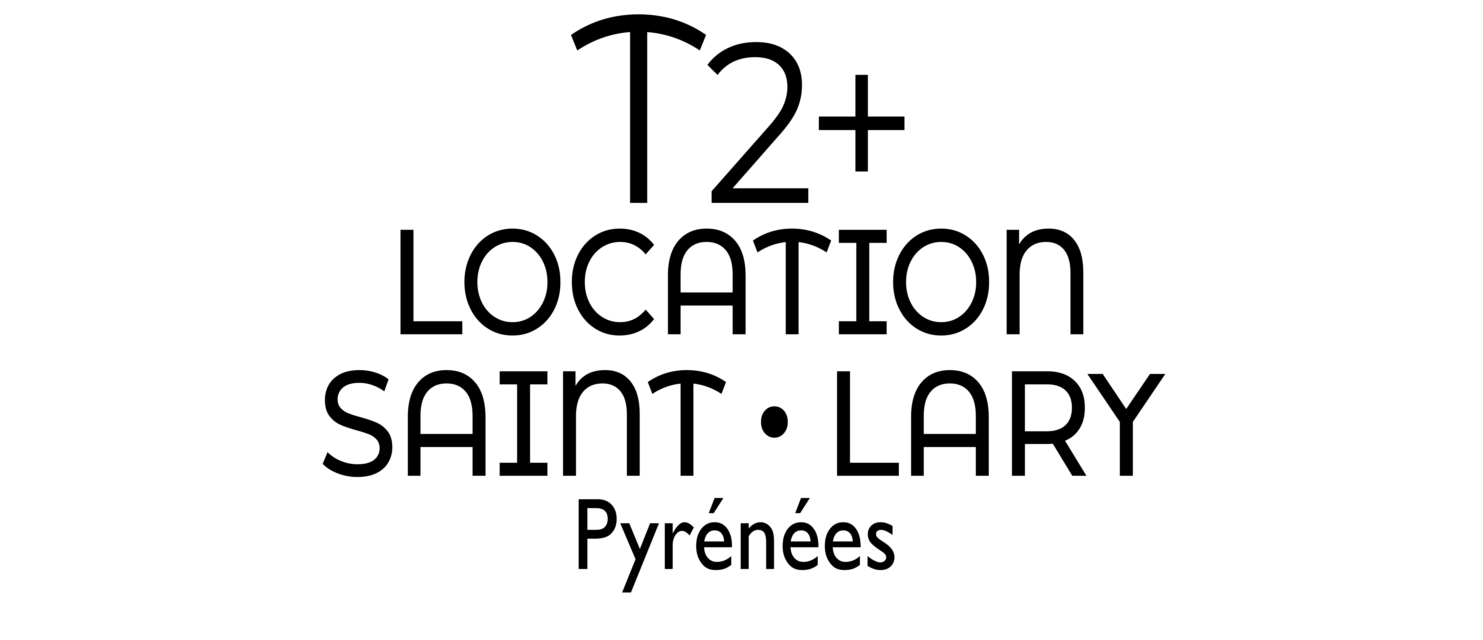 T2+ LOCATION ST LARY Logo