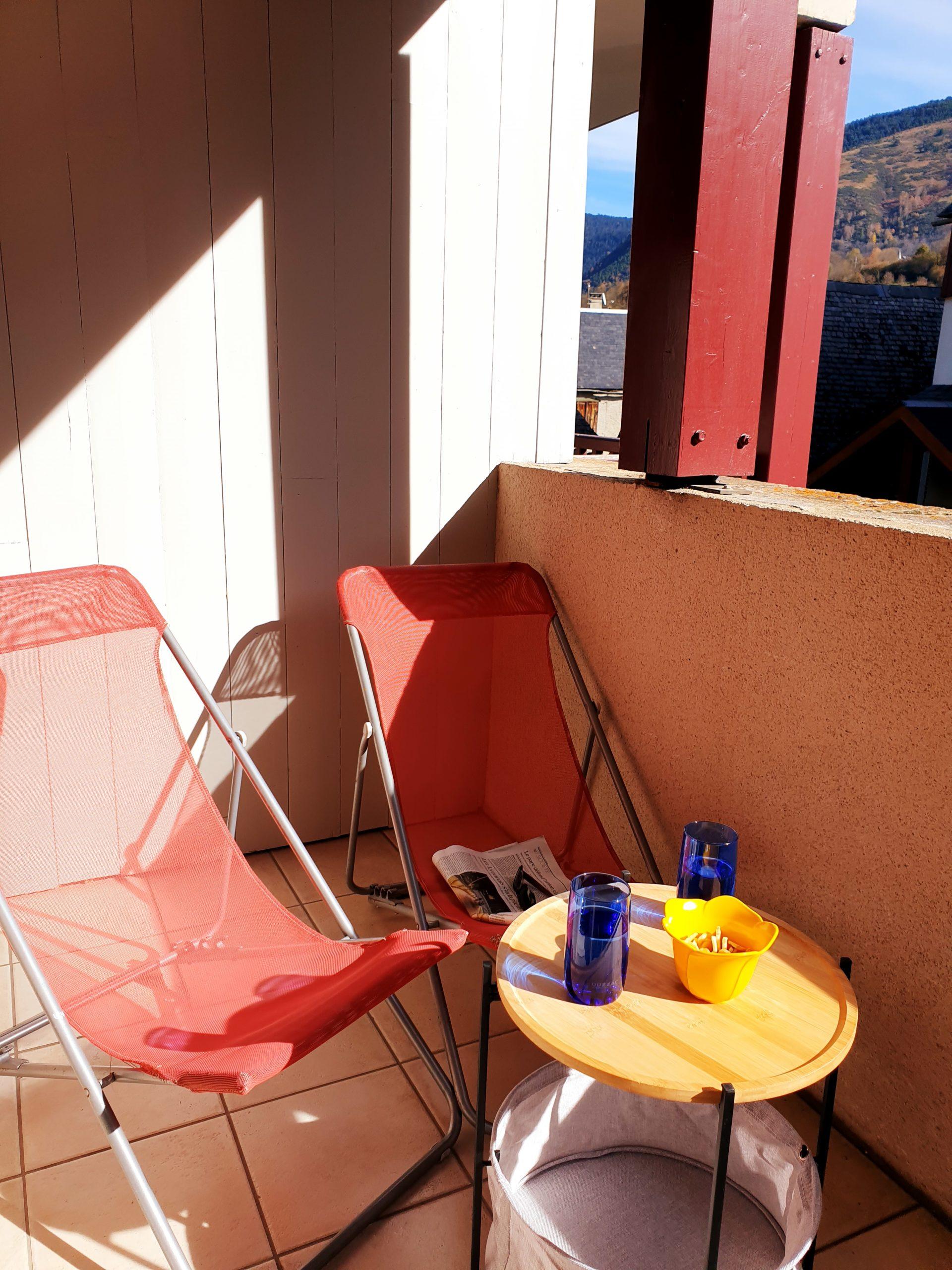 Appartement location T2 Cabine en plein cœur de Saint Lary Soulan