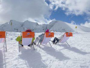 location saint lary hiver neouvielle T2 cabine famille ski